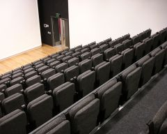 Massey Creative Arts Theatre Seats