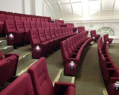 Melba Hall Theatre Seats