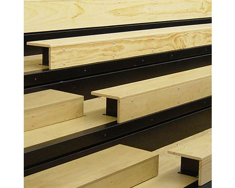 Bleacher Retractable Seating