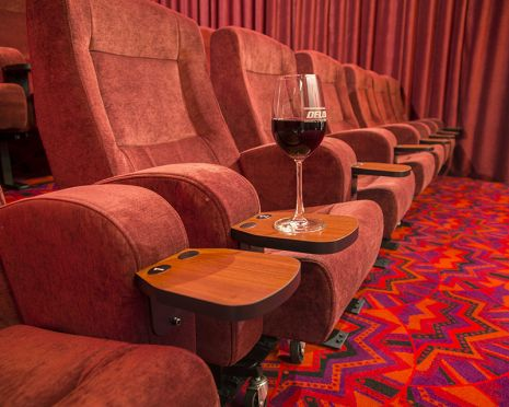 Deluxe Cinemas The Tannery