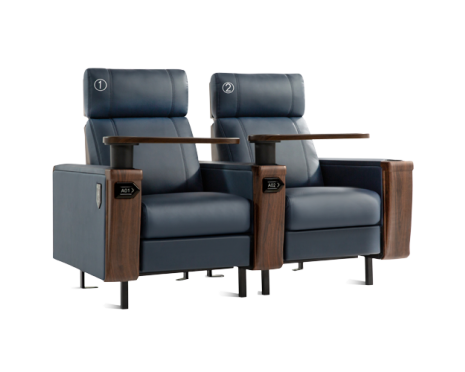 Effuzi Tchaikovsky Elite Cinema Seating 3qtr 2018
