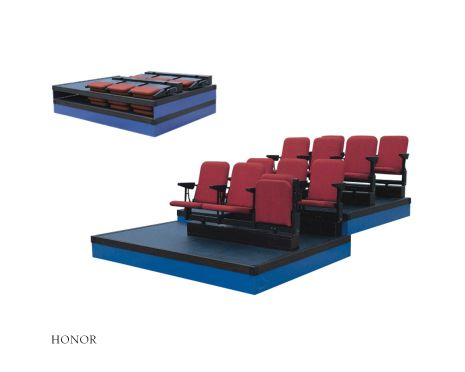 Honor Retractable Seating