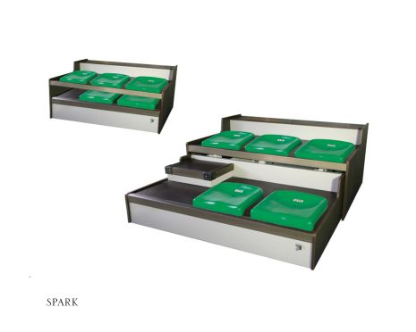 Spark Retractable Seating