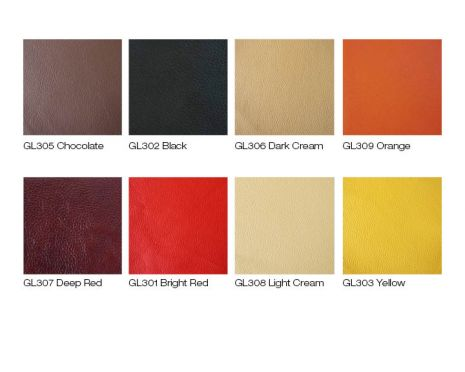 Viva Colours Leather Series