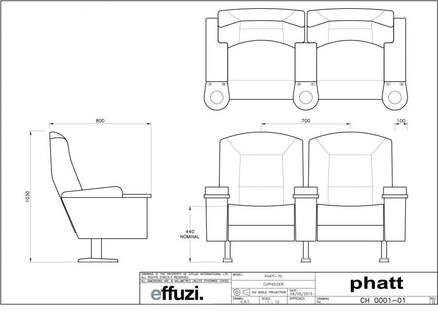 Effuzi Phatt Cupholder Dimension Drawing2